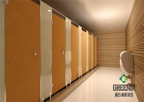 家庭卫生间隔断板 装修效果图