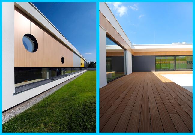 教室树脂仿古屋顶设计