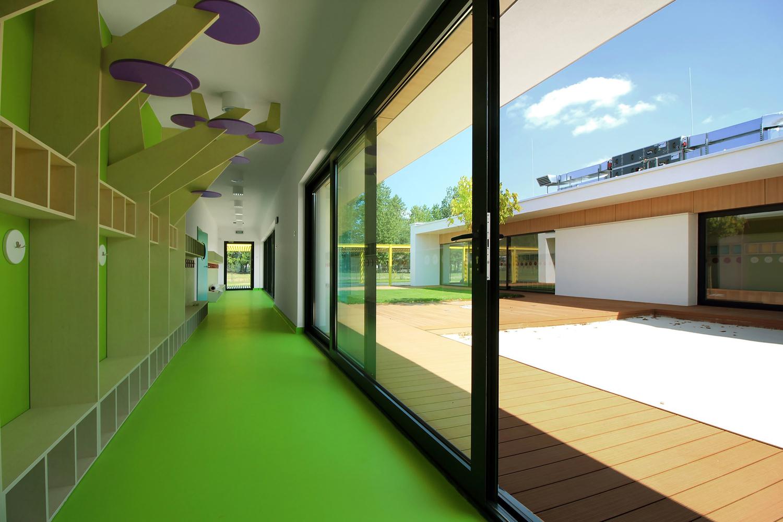幼儿园内部及教室实景图