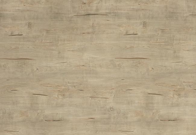 枫木木材纹理交错,颜色乳白到本白色之间渐变,它的结构细腻而均匀,质量轻而较为坚硬,花纹图案优美,易于加工,油漆涂装性能很好,胶合性很强,主要用于防火板贴面。那么以此为名的枫木防火板又有什么特点呢?就让【格林雅方便】的小编带大家去认识一下这个枫木防火板家具。  水涤枫木 一、枫木纹防火板家具颜色协调统一 枫木由于颜色比较协调统一,常常用于制作精细的木家具等高端家具,也经常应用在胶合镶板的夹层,颜色有乳白到本白,有时会带淡淡的红棕色和淡灰棕色。枫木防火板制成的家具往往比较精细高档,拥有高大上,原来只需要一套枫