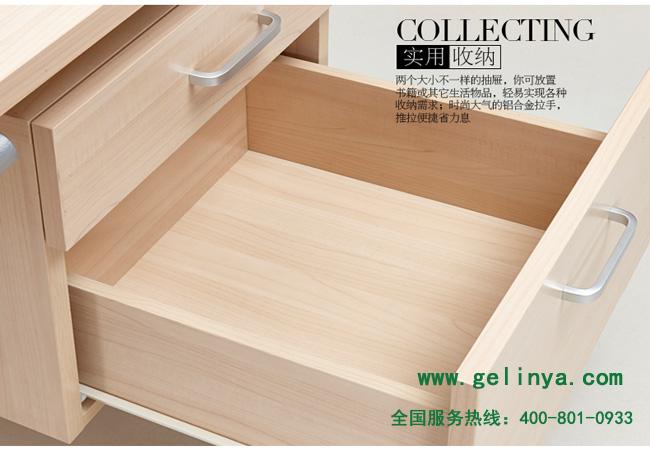 枫木木纹防火板家具有什么特点?