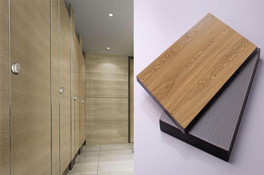 卫生间隔断材料在修公共厕所时是肯定需要用到的,卫生间隔断由于不图片