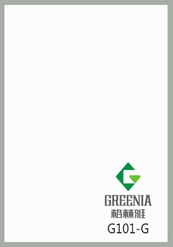 霜白防火板               G101-G