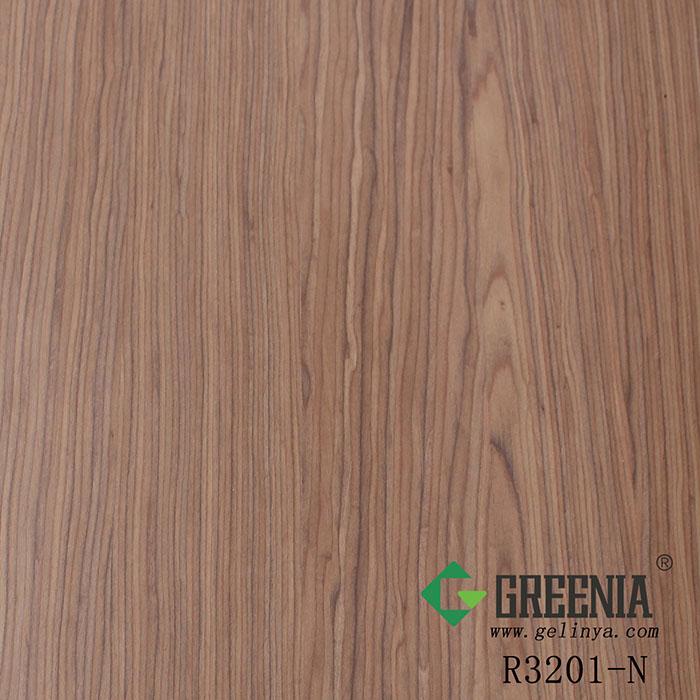 黑胡桃木防火板                             R3201-N