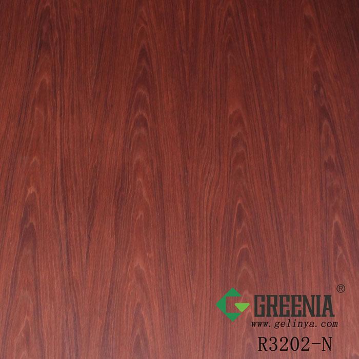 柚木真木皮防火板                             R3202-N