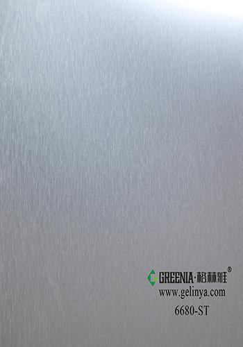 金属拉丝面防火板 6680-ST