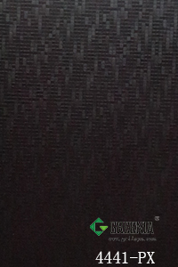 莹黑防火板             4441-PX